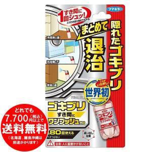 フマキラー ゴキブリ 駆除 殺虫剤 スプレー ワンプッシュ 約80回分 [free]|kirakuya