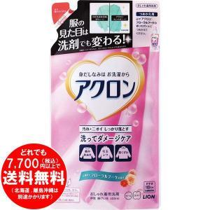アクロン おしゃれ着洗剤 フローラルブーケの香り 詰め替え 400ml [free]|kirakuya