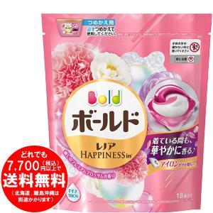 洗濯洗剤 ジェルボール3D 柔軟剤入り ボールド 癒しのプレミアムブロッサム つめかえ用 18個 [...