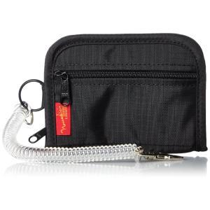 [ノーマディック] 財布 二つ折り財布 SA-01 黒