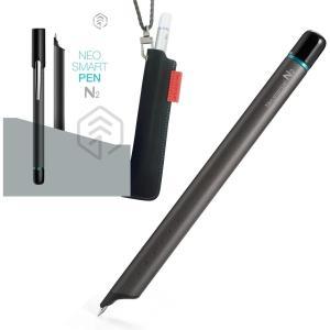【正規品】Neo smartpen ネオスマートペンN2 ペンスリーブセット チタンブラック デジタ...