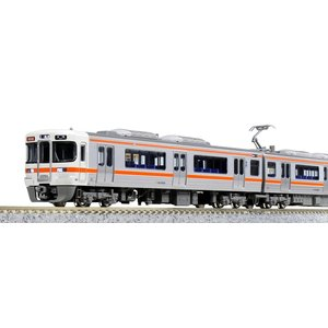 KATO Nゲージ 313系5000番台 新快速 基本セット 3両 10-1379 鉄道模型 電車|kirameki-syooten