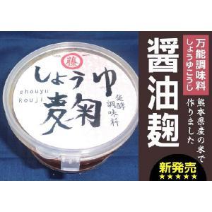 醤油麹【野菜セットと同梱できる商品】 kiramekitamana