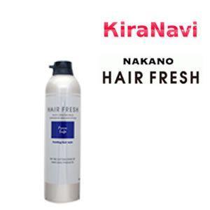 NAKANO(ナカノ) ヘアフレッシュ フォーム ソフト 380g (中野製薬)|kiranavi