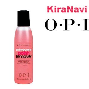 【OPI】オーピーアイ ノンアセトン ポリッシュリムーバー 110ml|kiranavi