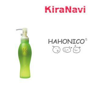 ハホニコ 十六油 60ml 洗いながさないトリートメント ヘアケア 天然成分 ダメージ オイル 予防 サラサラ ツヤ|kiranavi