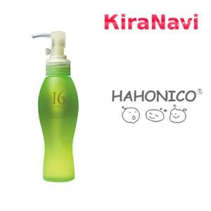 ハホニコ 十六油 120ml 洗いながさないトリートメント ヘアケア 天然成分 ダメージ オイル 予防 サラサラ ツヤ|kiranavi