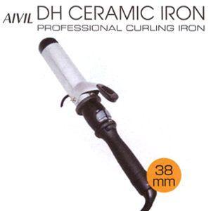 アイビル DH セラミックアイロン[38mm] AIVIL コテ ヘアアイロン|kiranavi