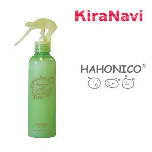 ハホニコ 十六油水 ベーススプレー 210ml 洗い流さないトリートメント 化粧水 パサつき ごわつき ダメージ 予防 サラサラ ツヤ ヘアケア|kiranavi