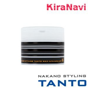 ナカノ タント N ワックス ウルトラスーパーハード 6  「ナカノ スタイリング タント シリーズ...