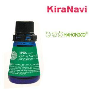 ハホニコ マイブ ホリスティック エッセンシャルオイル イランイラッピー  10ml|kiranavi