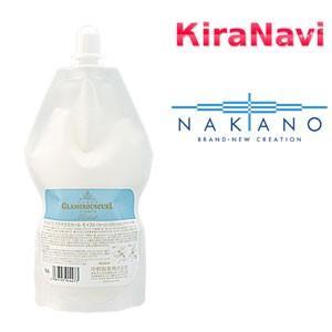 ナカノ カールエックス グラマラスカール モイスト 詰替え用 400ml|kiranavi