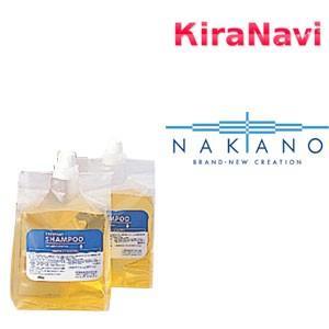 ナカノ プロスタント シャンプー 詰替用 リフィル 3000ml(1500ml×2) NAKANO|kiranavi