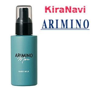 アリミノ メン ハード ミルク 100g kiranavi