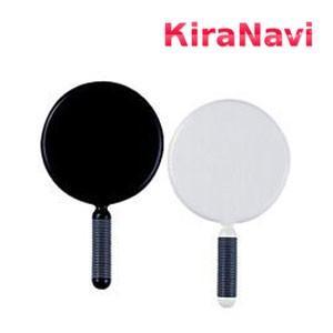 リビエール ハンドミラー Y-9003 【ブラック/ホワイト】|kiranavi