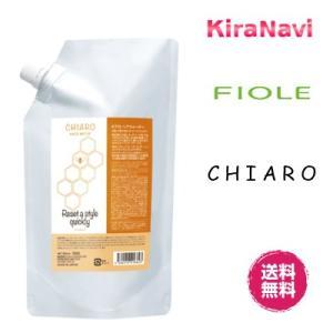【送料無料】 FIOLE フィヨーレ キアロ ヘアウォーター 500ml 詰替え用 レフィル  洗い流さないトリートメント CHIARO|kiranavi