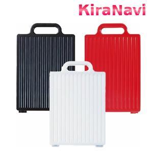 角型バックミラー Y-3505 【ホワイト/レッド/ブラック】|kiranavi