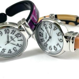 [ラポール] Rapport レディース ファッション 腕時計 プラスティック バングルウォッチ|kirara-s