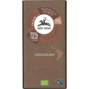 アルチェネロ有機ダークチョコレート100g【日仏貿易】