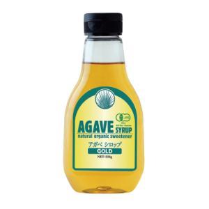 低GI値の天然甘味料『アガベシロップ「GOLD」』