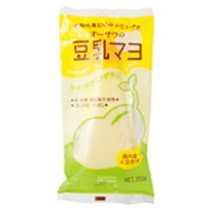オーサワの豆乳マヨ(小)150g