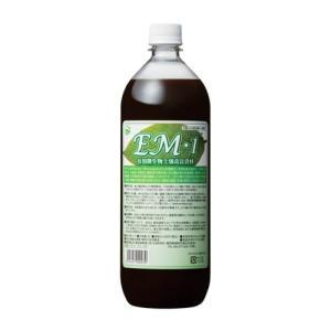 EM・1(イーエムワン)有用微生物土壌改良資材 (1リットル) ※キャンセル不可|kirarasizen
