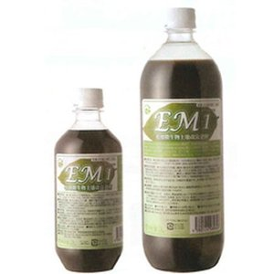 EM・1(イーエムワン)有用微生物土壌改良資材 500ml|kirarasizen