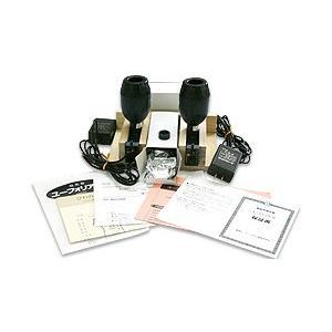 中古品 びわの葉温灸器ユーフォリアQ(専用カセット20個付き) kirarasizen