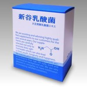 新谷乳酸菌大豆発酵乳酸菌エキス75g(2.5g×30包)※送料無料(一部地域を除く) kirarasizen