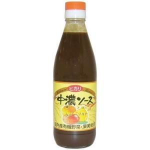 ヒカリ中濃ソース360ml kirarasizen