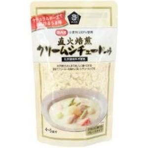 直火焙煎クリームシチュールゥ(120g)【ムソー】