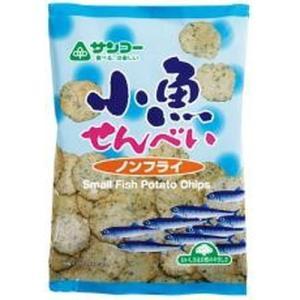 小魚せんべい 60g|kirarasizen