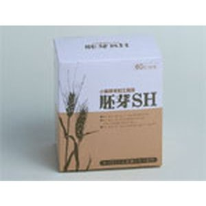 【薬方堂直送】胚芽SH(3gx60包) ※メーカー直送 、キャンセル・代引き不可、同メーカーは同梱可、他メーカー同梱の場合640円|kirarasizen