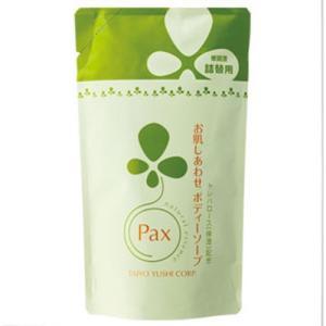 パックスお肌しあわせボディーソープ詰替用350ml kirarasizen