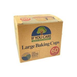 ベーキング用ペーパーカップ(60枚入り)【イフユーケア/IfYouCare】|kirarasizen