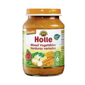 有機 ミックスベジタブル(瓶)190g 【Holle Baby Food】 kirarasizen