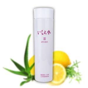 【ファン特典付】いちえ水3 自然化粧水 200ml +3500円毎お買上につきお好きなサンプル1つプレゼント|kirarasizen