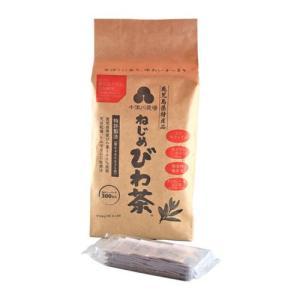 【あすつく対応】【4包増量中】十津川農場ねじめびわ茶300 kirarasizen