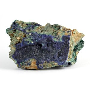 アズライト (藍銅鉱) 原石 146g|kirari-ishi