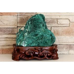 マラカイト (孔雀石) 原石 5.8kg|kirari-ishi