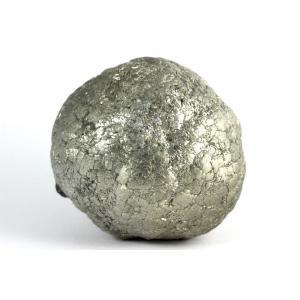 パイライト (黄鉄鉱) 原石 ノジュール 244g kirari-ishi