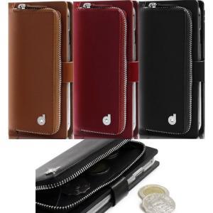 ミニ財布付 本革 スマホケース iphoneケース iPhone6plus/6s plus iPhone6/6s対応
