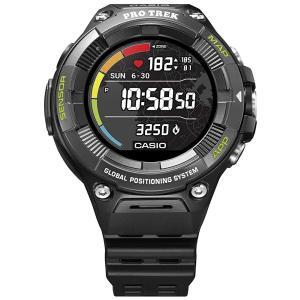 [カシオ] 腕時計 スマートアウトドアウォッチ プロトレックスマート 心拍計測機能 GPS搭載 WS...