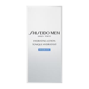 資生堂認定ショップ 資生堂メン ハイドレーティングローション 150ml  (化粧水 SHISEIDO MEN) しっとり 資生堂認定ショップ 国内流通正規品|kirei-clover