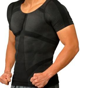 パンプマッスルビルダーTシャツ (加圧シャツ) ハード【正規品】|kirei-mitsuketa2