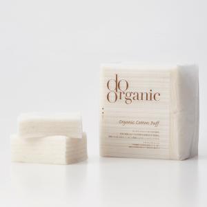 【ポイント最大34%】ドゥーオーガニック コットン パフ /do organic/ドゥーオーガニック...