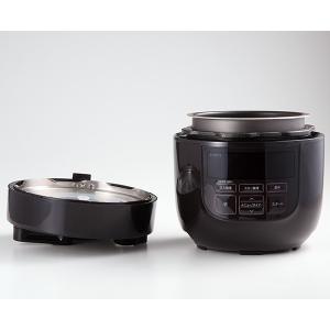 【ポイント最大25倍】siroca 電気圧力鍋 SP-D131/siroca/シロカ【正規品】|kirei-mitsuketa|05