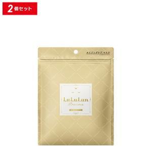 【ポイント最大24%】フェイスマスク ルルルンプレシャス ホワイト W3 2個セット<LuLuLun...