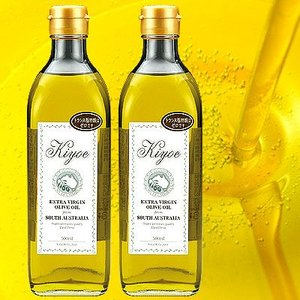 オリーブジュース100%オイル〈キヨエ〉2本セット ギフト プレゼント