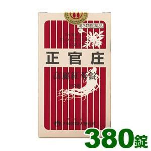 高麗紅参錠[380錠](正官庄)【第3類医薬品】【送料無料】